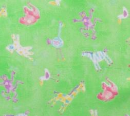 Baby Nursery Jane Kitching Decorator Cotton Fabric Animals D