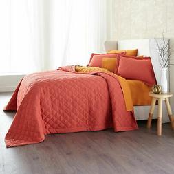 BrylaneHome Reversible Bedspread