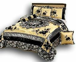Tache Home Fashion BM-4358L-T Comforter Set Twin