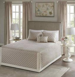 Madison Park Breanna King/California King 4 Piece Bedspread