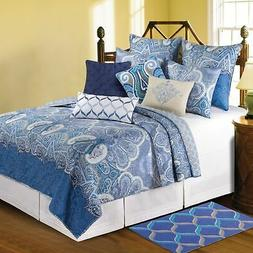 C&F Home Daphne 3 Piece Quilt Set All-Season Reversible Beds