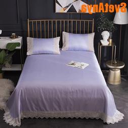 Svetanya Cool 1*flat Sheet+2*Pillowcase <font><b>Bedspread</