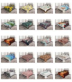 Decorative Coverlet Bedspread Quilted Bed Cover Set by Ambes