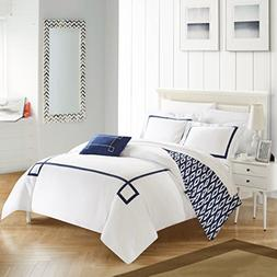 Chic Home DS3195-AN 3 Piece Kendall Contemporary Greek Key E