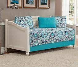 fancy collection 5pc daybed quilted bedspread coverlet