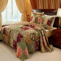 Greenland Home Antique Chic Bedspread Set Twin Full Queen Or