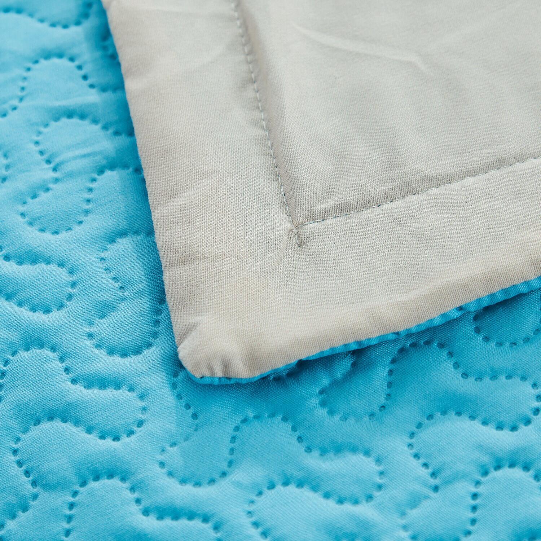 3 Piece Coverlet Set Reversible Bedding
