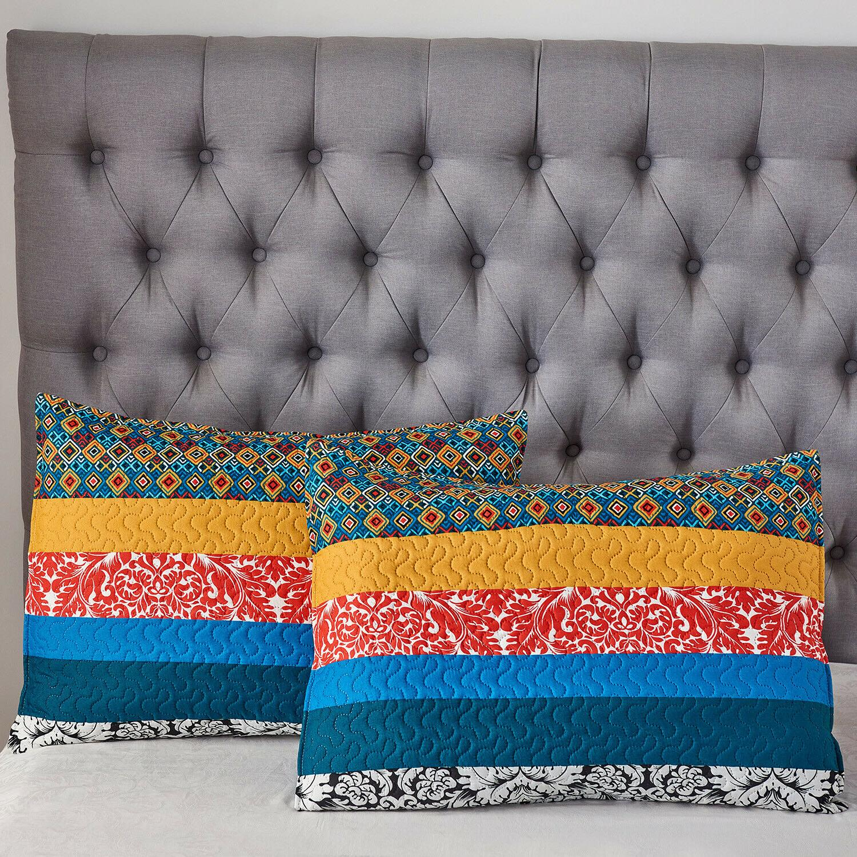 3-Piece Exotic Set Cover Reversible Decorative
