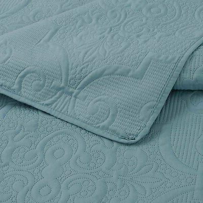 Home Oversize Bedspread Coverlet Bedding Set.