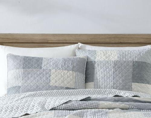 Coverlet Patchwork Reversible