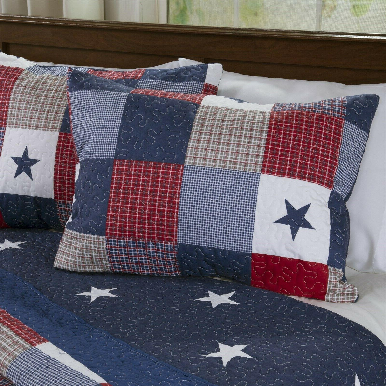 All Blanket Red White Blue Twin