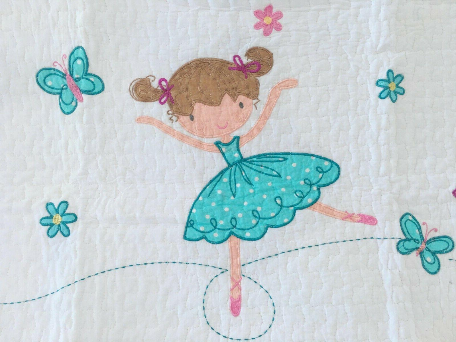Ballerina Girls Quilt