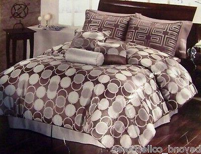 bed ensemble cypress queen comforter bedspread 7