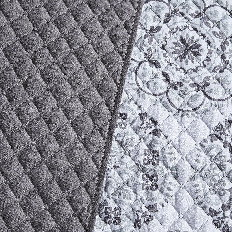 Mellanni Quilt Set Oversized Bedspread - Medallion