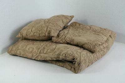 bnfbdsqdamin serenta damask 4 piece bedspread set