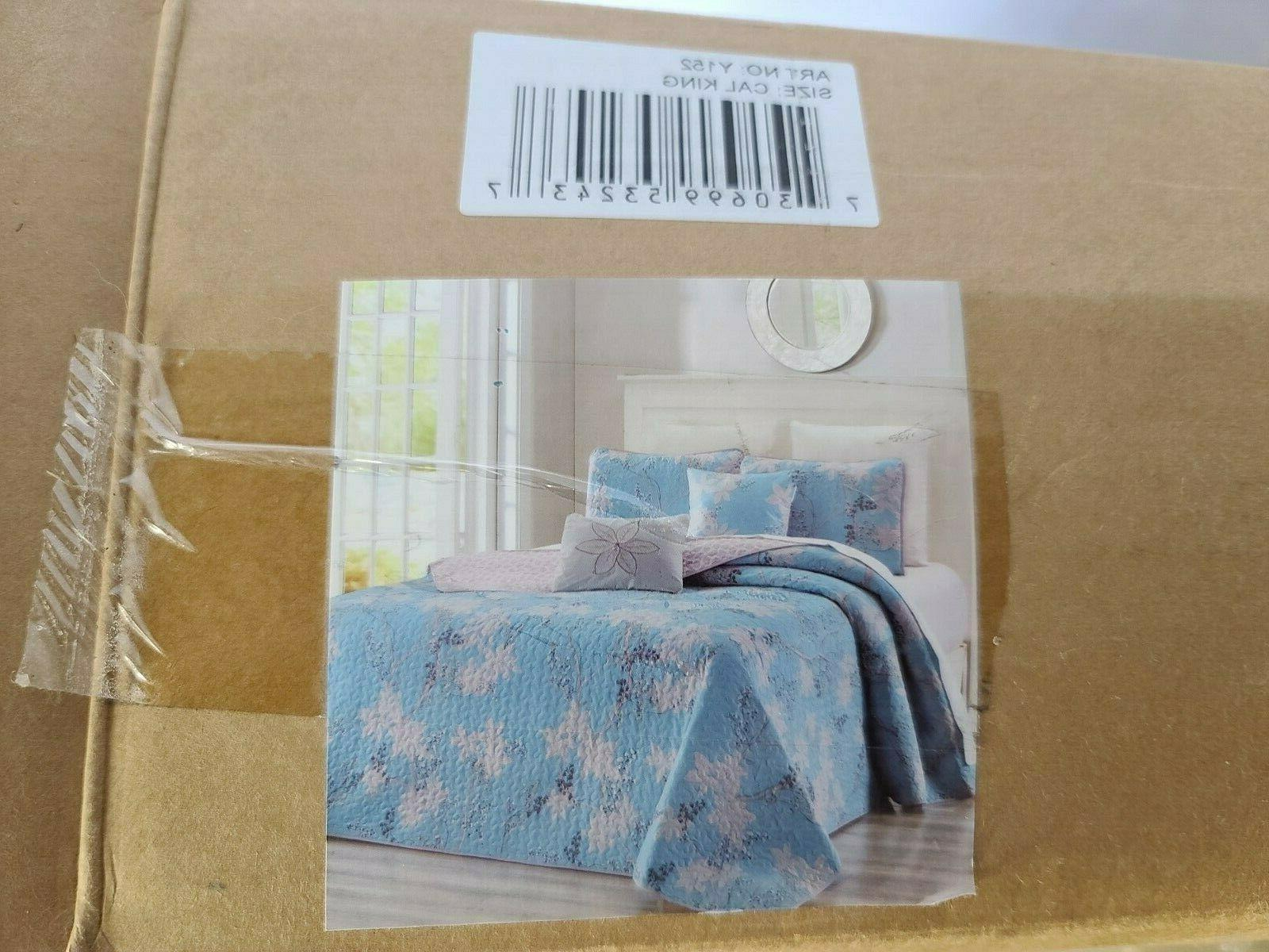 Cal printed Chic Quilt Reversible