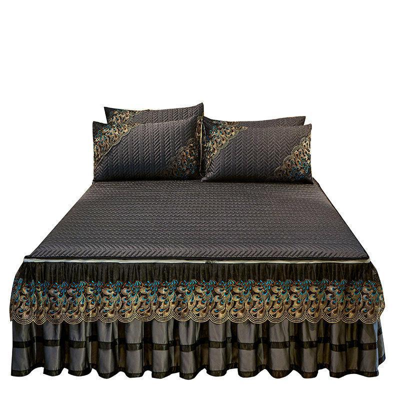 Europe Silk Bedskirt