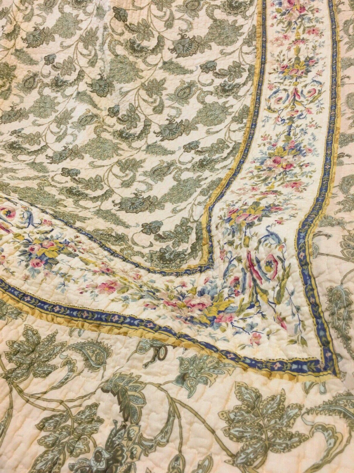 Florence Cotton Quilt Set, Bedspreads, Coverlet