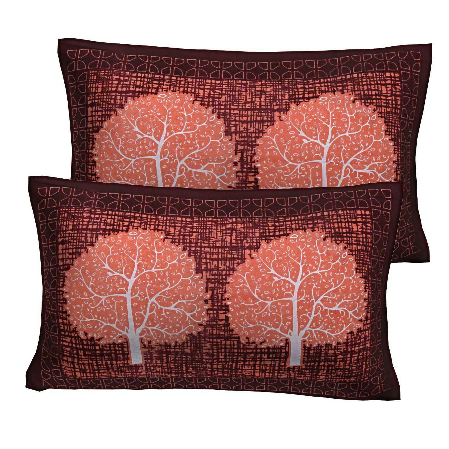 Indian Print Sheets & Pillowcases Color Handmade Bedspread