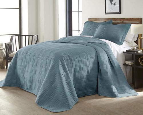 Chezmoi Collection Oversized King, Blue