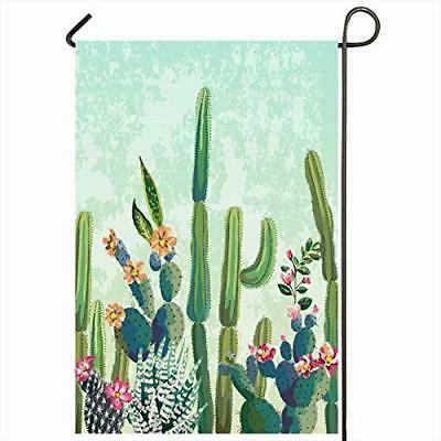 Ahawoso Outdoor Garden Flags 28&quotx40&quot Inch Art Waterc