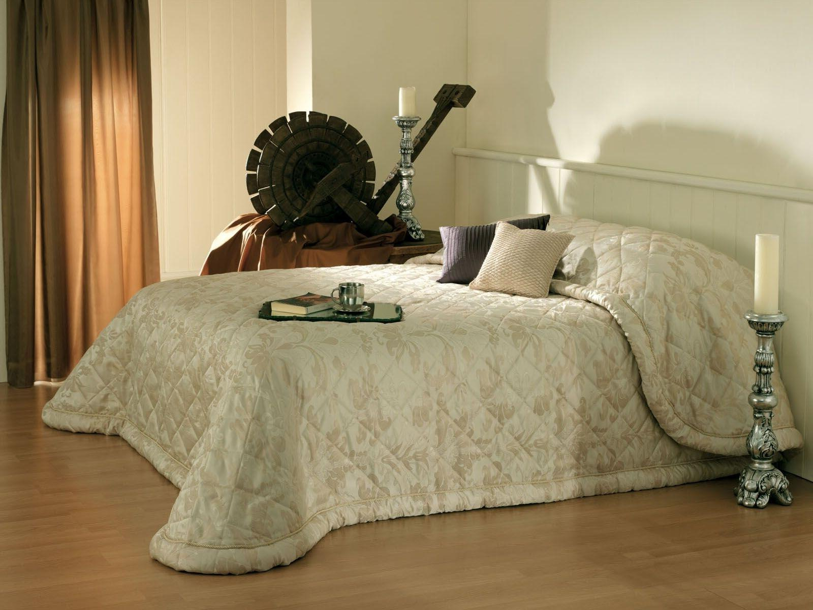 Bianca Provincial Gold Bedspread Set in All Sizes
