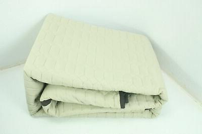 Chic QS4833-AN Mesa Bedspread Pillow King Size
