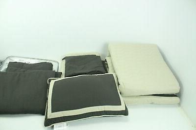 qs4833 an mesa bedspread w shams decorative
