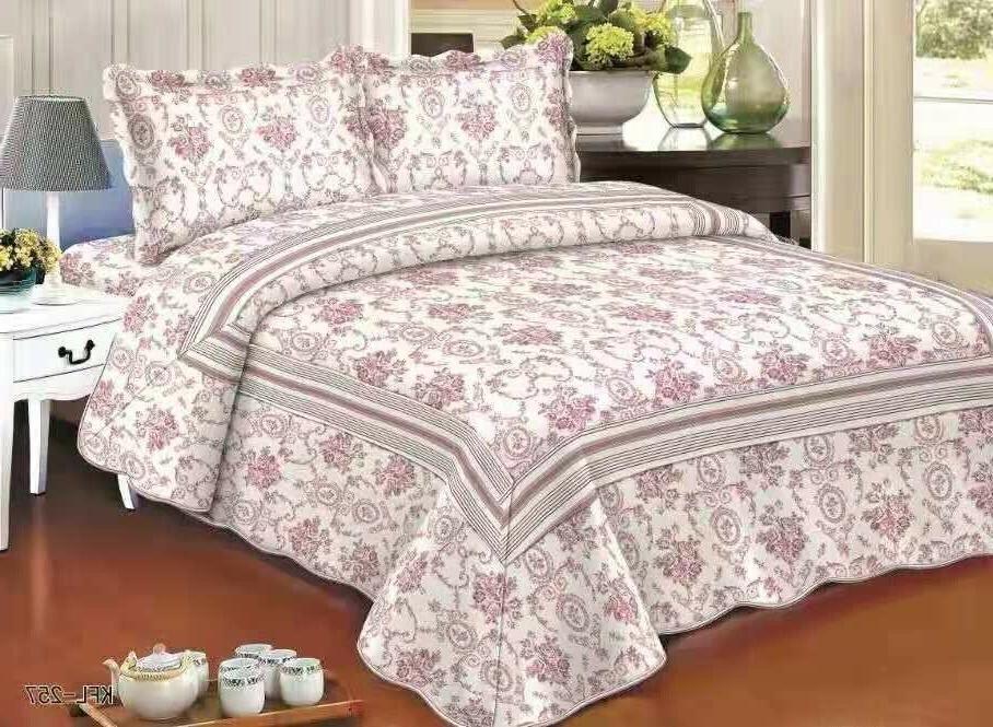 Quilted Comfort Bedspread