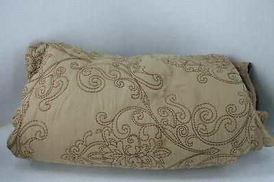 Home Damask 4 Piece Bedspread Set