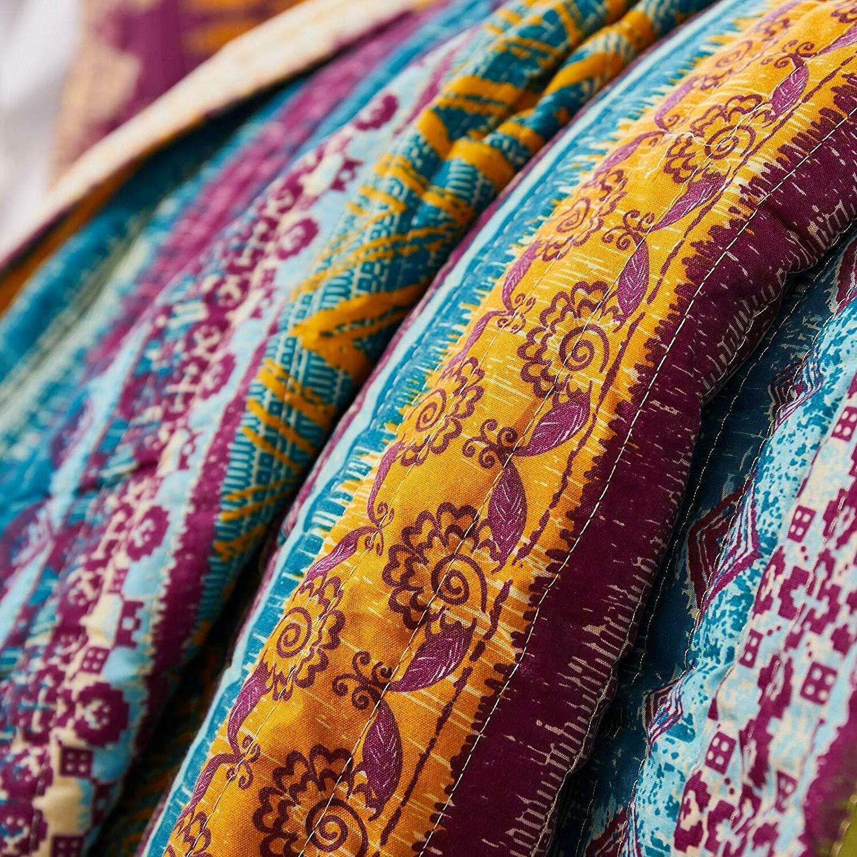 King Bedding Southwest Quilt 3Pc Cotton