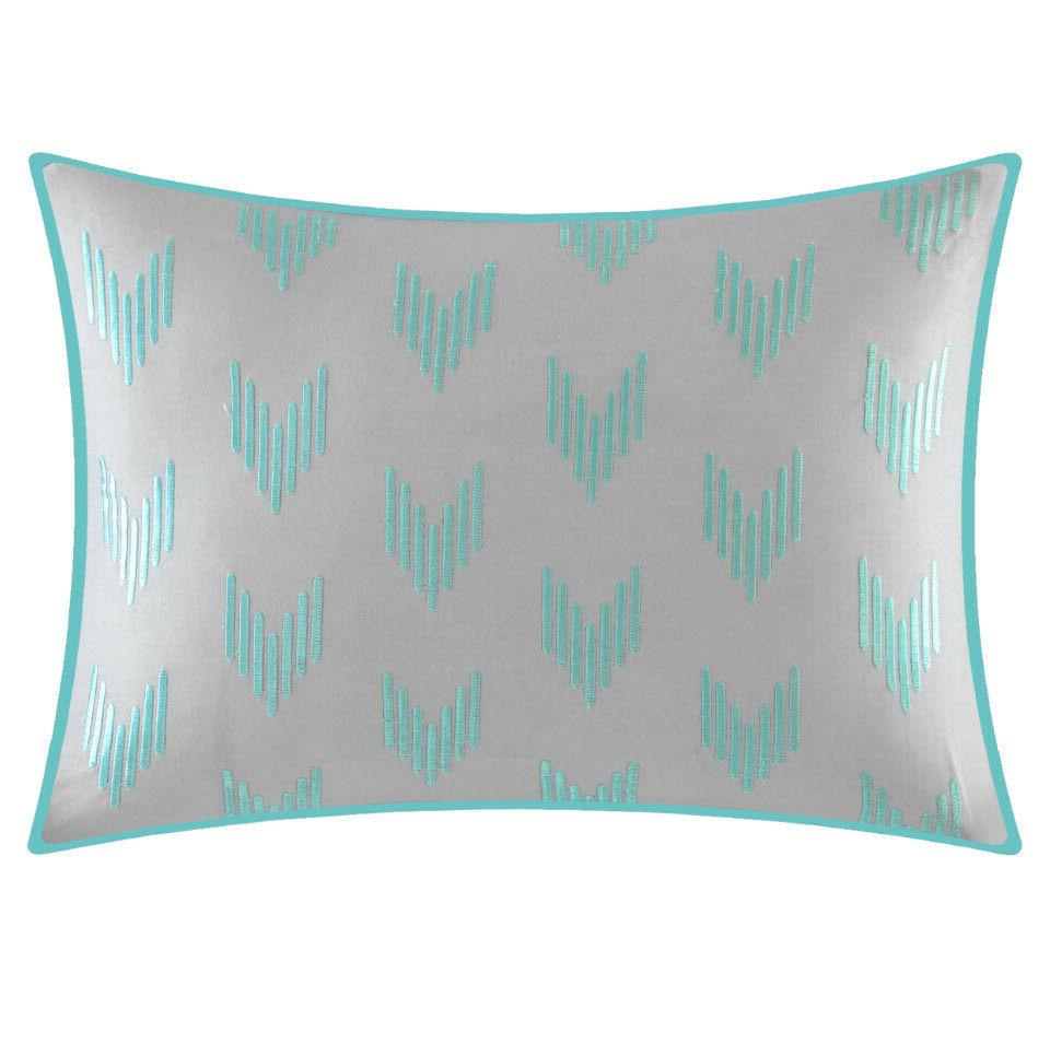 TURQUOISE in Bag Bedspread Bedding Size