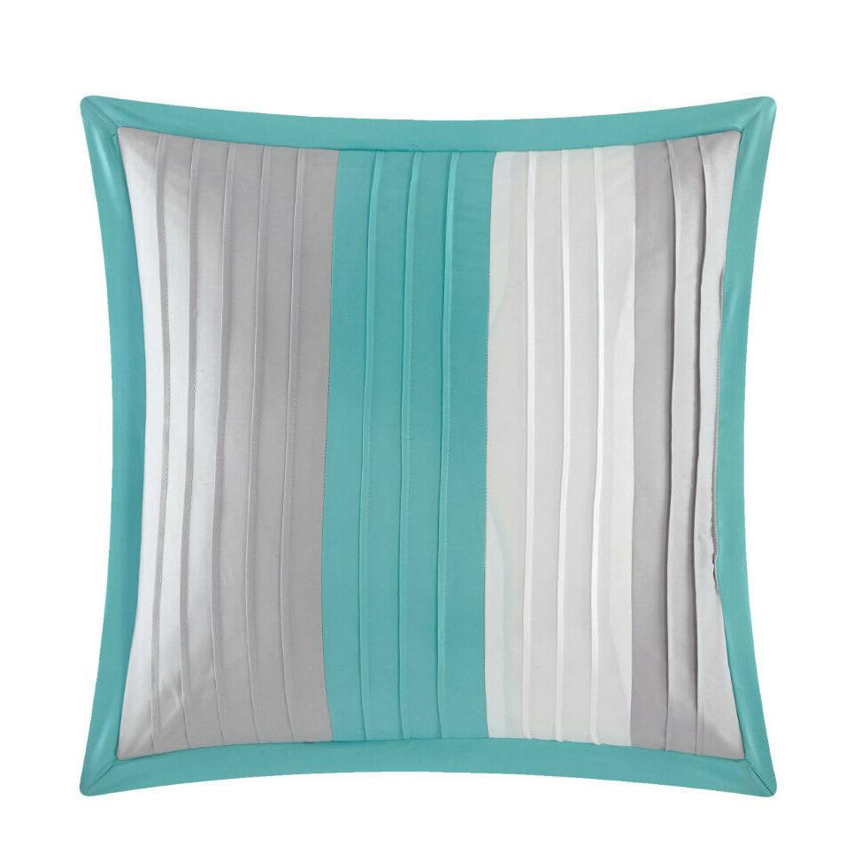 TURQUOISE COMFORTER Bed Bedding