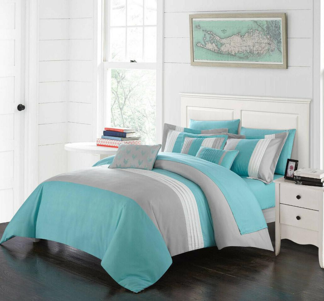 TURQUOISE in Bedding Pillowcase Queen