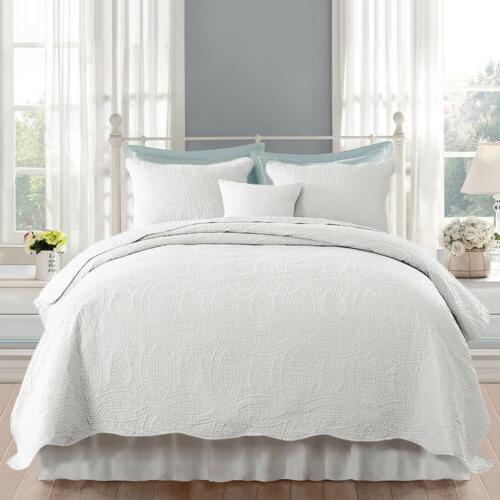 Ultra Soft Sham Bedding Set Coverlet