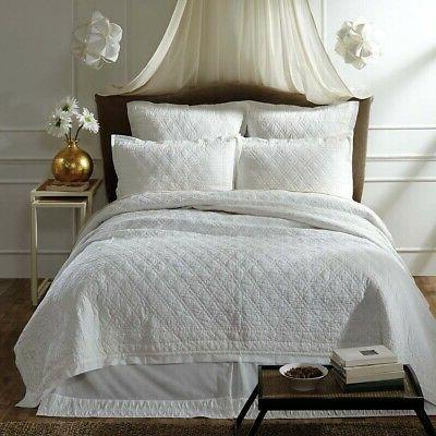 VHC Reversible Quilt Blanket Bedspread 3