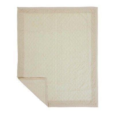 VHC Cotton Quilt Queen Blanket Bedspread