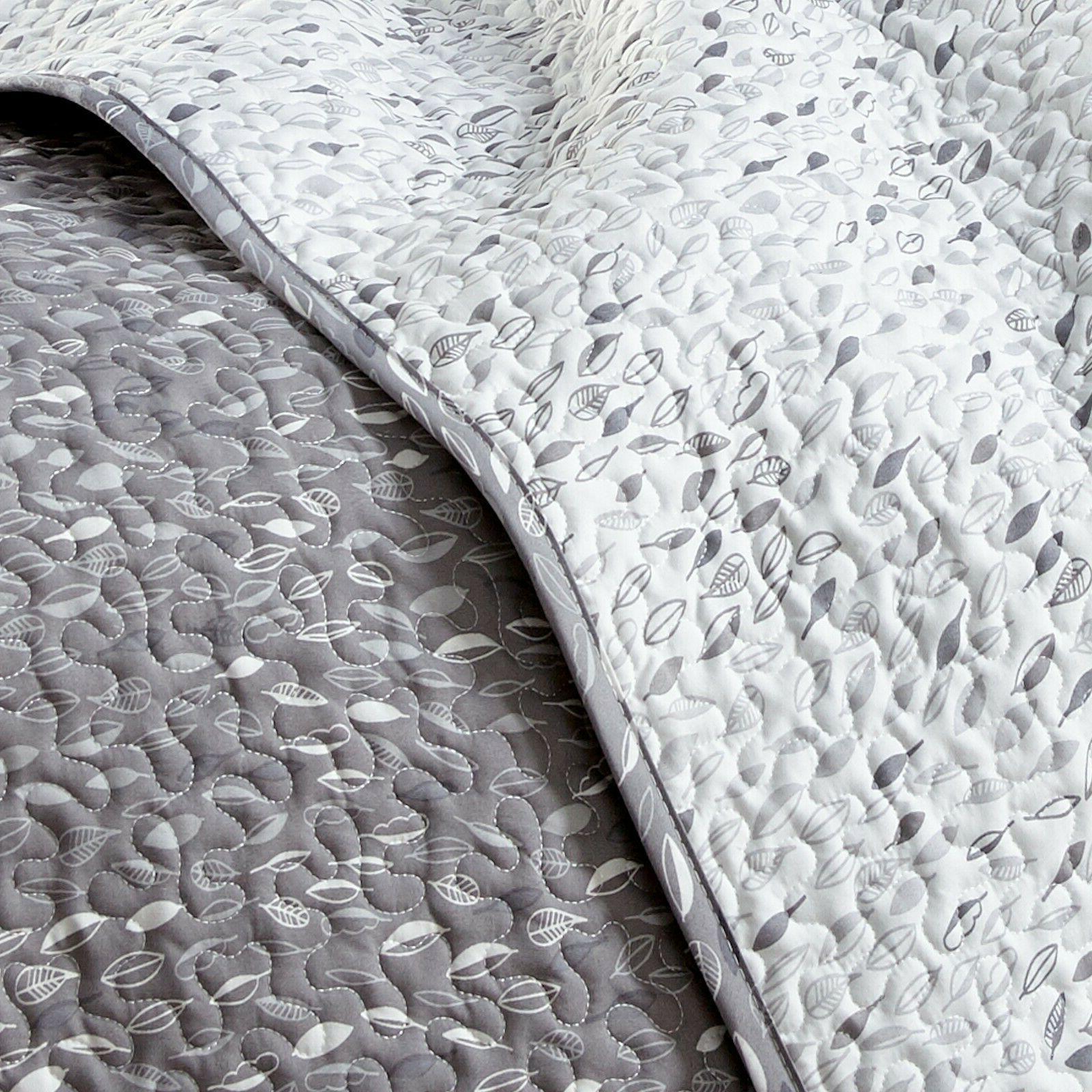 Vilano Reversible Quilt Set