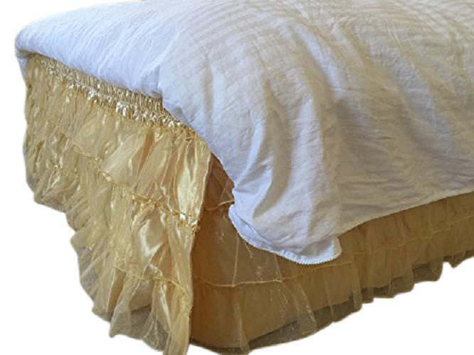 OctoRose Wedding Comforter Bedspread BED SKIRT or PILLOWCASES