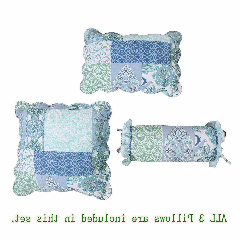 Windfall Quilt Set, Bedspread,