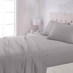 AmazonBasics Lightweight Super Soft Easy Care Microfiber Bed