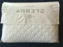 NWT SFERRA PARRO QUEEN QUILT/COVERLETS/BEDSPREAD EGYPTIAN CO