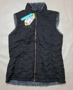 NWT Womens Free Country Reversible Quilted Lightweight Vest