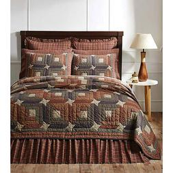 Parker Twin Quilt / Bedspread by VHC Brands
