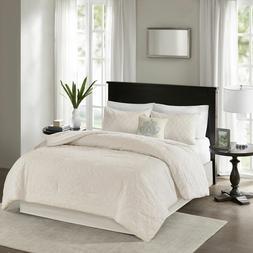Madison Park Quebec California King 5-Piece Comforter Set in