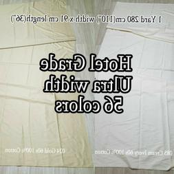 RARE ULTRA SUPERIOR WIDE FABRIC BEDDING BEDSPREAD CURTAIN HO