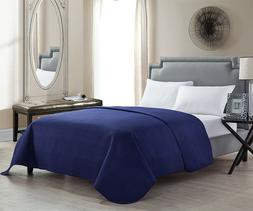 Lightweight Super Soft Single Bedspreads Bed Quilt Coverlet