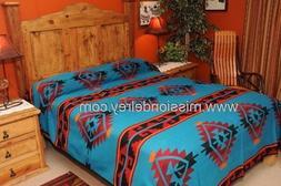 Southwestern Bedspreads -Tesuque Pattern KING