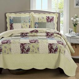 Tania Oversized Reversible Coverlet Set West life Fashions A
