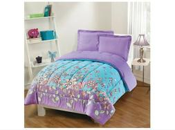 Comforter Set for Girls Twin - Full Bedding Cover Set Bedspr